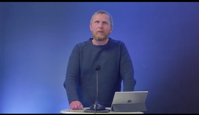 Motvind Norge, Landsmøte, Eivind Salen
