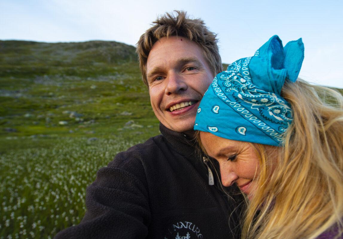 Kjartan Trana, Alette Sandvik